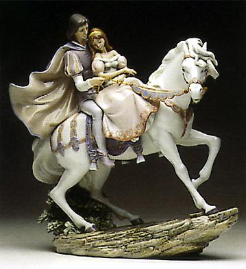 Love Story Lladro Figurine