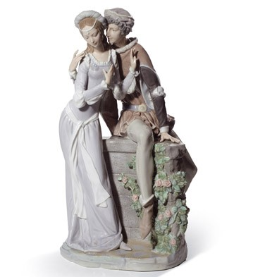 Lovers From Verona Lladro Figurine
