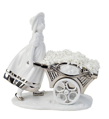 Love's Tender Tokens (re-deco) Lladro Figurine