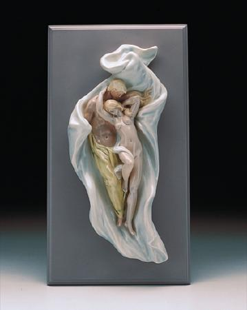 Loving Couple (l.e.) (b) Lladro Figurine