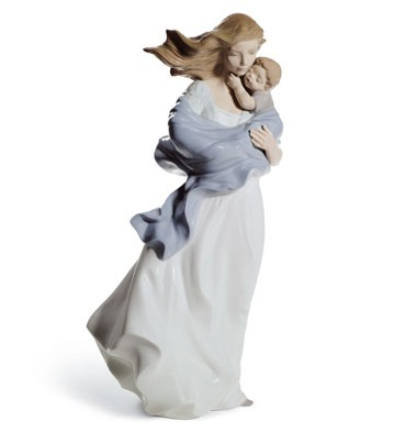 Loving Touch Lladro Figurine