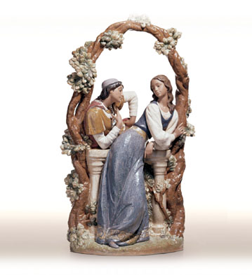 Loving Words Lladro Figurine