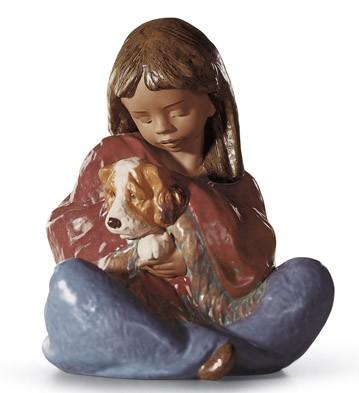 Loyal Companion Lladro Figurine