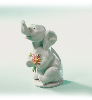 Lucky In Love Lladro Figurine