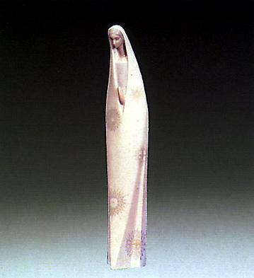 Madonna Lladro Figurine