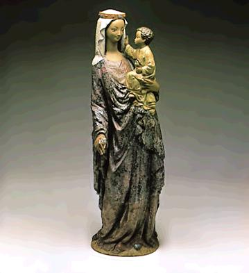 Madonna With Child (l.e.) Lladro Figurine