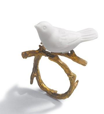 Magic Forest Ring Lladro Figurine