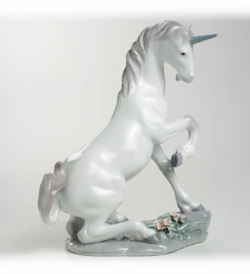Magical Unicorn Lladro Figurine
