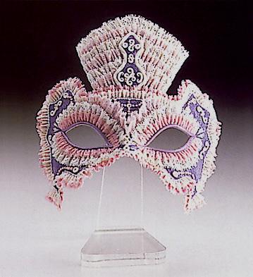 Magician's Mask N.5 Lladro Figurine