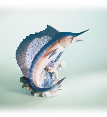 Majesty Of The Seas Lladro Figurine