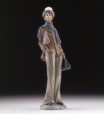 Making House Calls Lladro Figurine