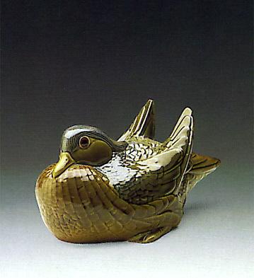 Mandarin Duck Lladro Figurine