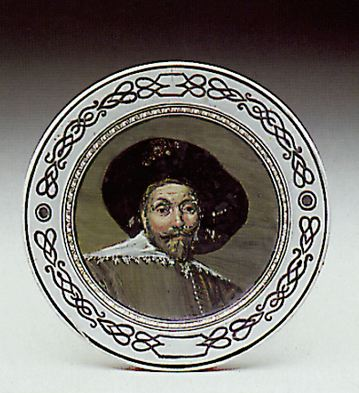 Man's Portrait Lladro Figurine