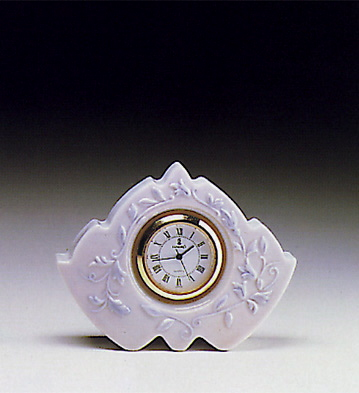 Marbella Clock Lladro Figurine