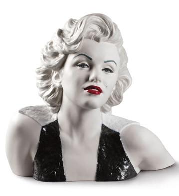 Marilyn Monroe Lladro Figurine
