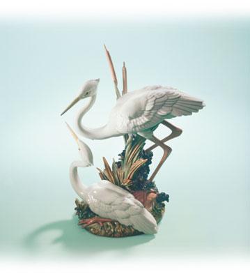 Marshland Mates Lladro Figurine
