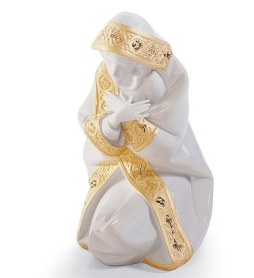 Mary (re-deco) Lladro Figurine