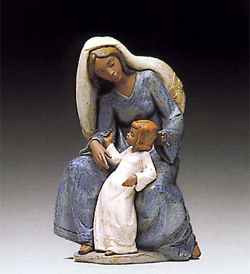Mary's Child Lladro Figurine