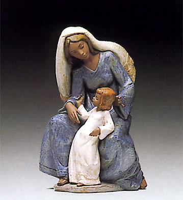 Mary's Child Lladro Figurine