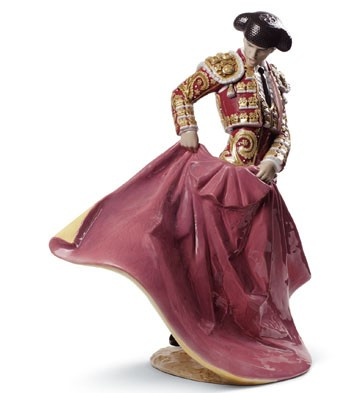 Matador (red) Lladro Figurine