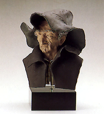 Mayor (b) Lladro Figurine