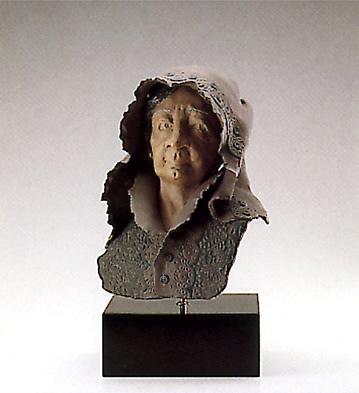 Mayoress (b) Lladro Figurine