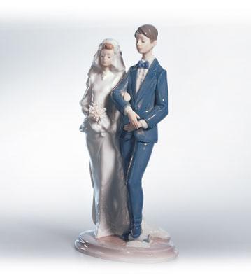 Mazel Tov! Lladro Figurine