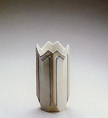Med. Lily Vase Lladro Figurine