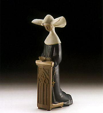 Mediation Lladro Figurine