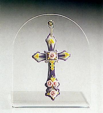 Medieval Cross N.4 Lladro Figurine
