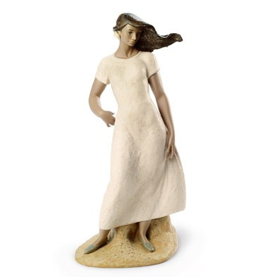 Mediterranean Breeze (earth) Lladro Figurine