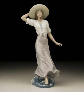 Mediterranean Light Lladro Figurine