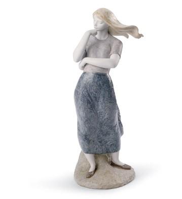 Mediterranean Vision (blue) Lladro Figurine