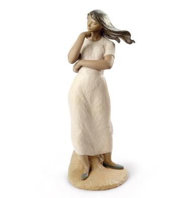 Mediterranean Vision (earth) Lladro Figurine