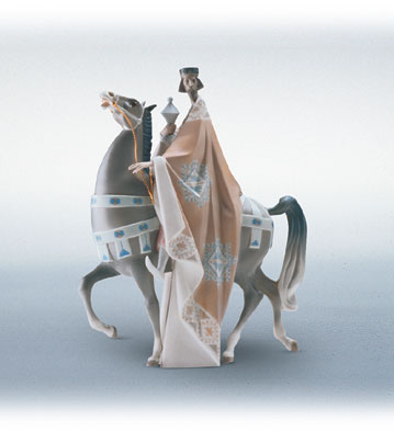 Melchior Lladro Figurine