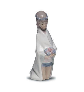 Melchor King Lladro Figurine