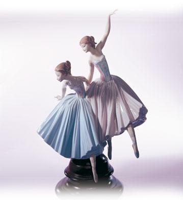 Merry Ballet Lladro Figurine