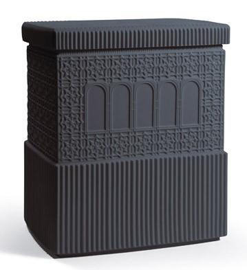 Metropolis - Box (anthracite) Lladro Figurine