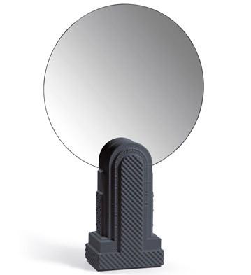 Metropolis - Vanity Mirror (anthracite) Lladro Figurine