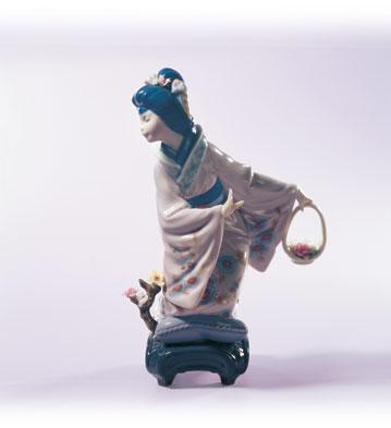 Michiko Lladro Figurine