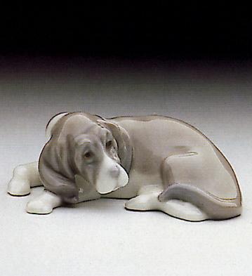 Mini Cocker Spaniel Pup Lladro Figurine