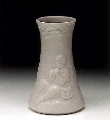 Miniature Vase Lladro Figurine