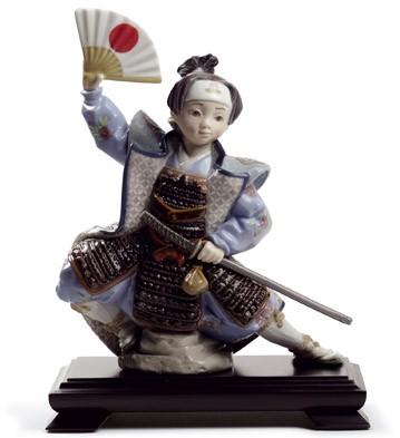 Momotaro Lladro Figurine