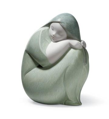 Moon Girl Lladro Figurine