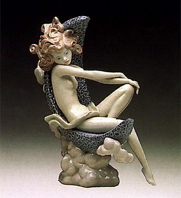 Moonlight Lladro Figurine