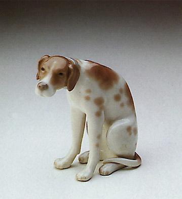 Mopish Dog Lladro Figurine