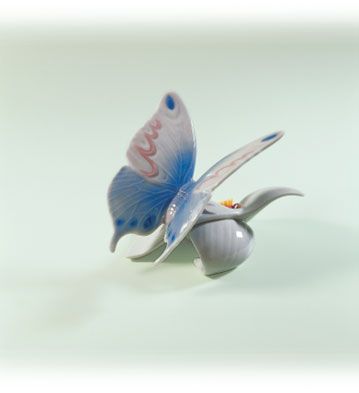 Morning Calm Lladro Figurine