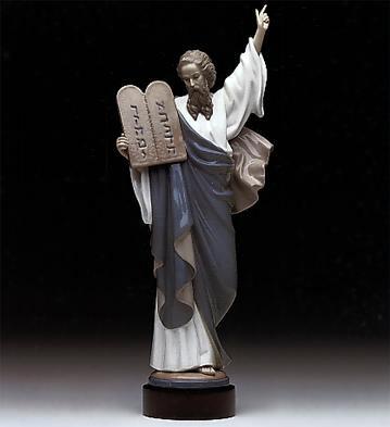 Moses (b) Lladro Figurine
