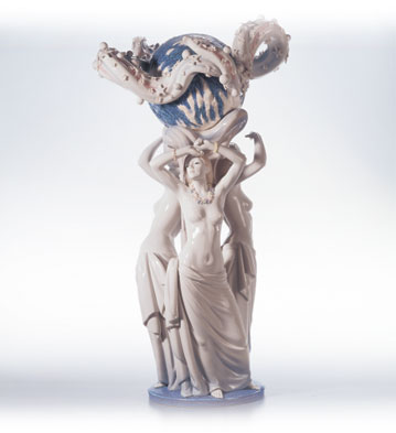 Mother Earth Lladro Figurine