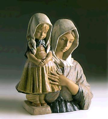 Mother (l.e.) Lladro Figurine